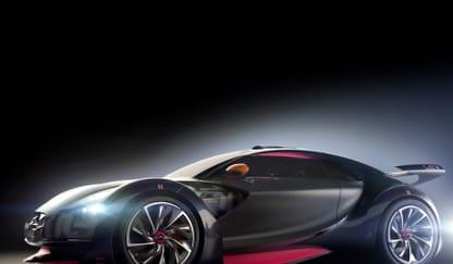 Citroen Survolt Concept Theme Preview Image