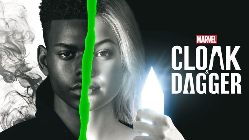 Cloak Dagger Theme Preview Image
