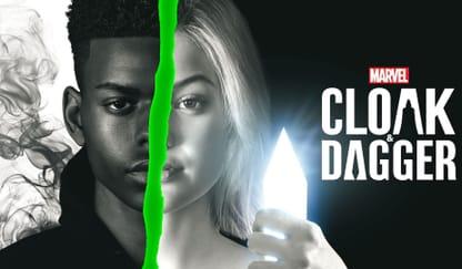 Cloak Dagger Theme