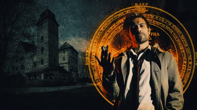 Constantine Theme Preview Image
