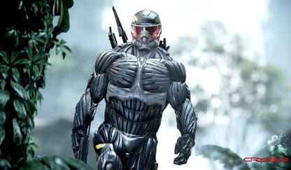 Crysis Theme Preview Image