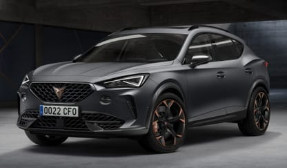 Cupra Formentor Theme Preview Image