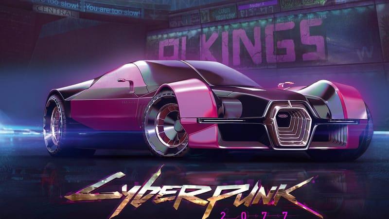 Cyberpunk 2077 Theme Preview Image