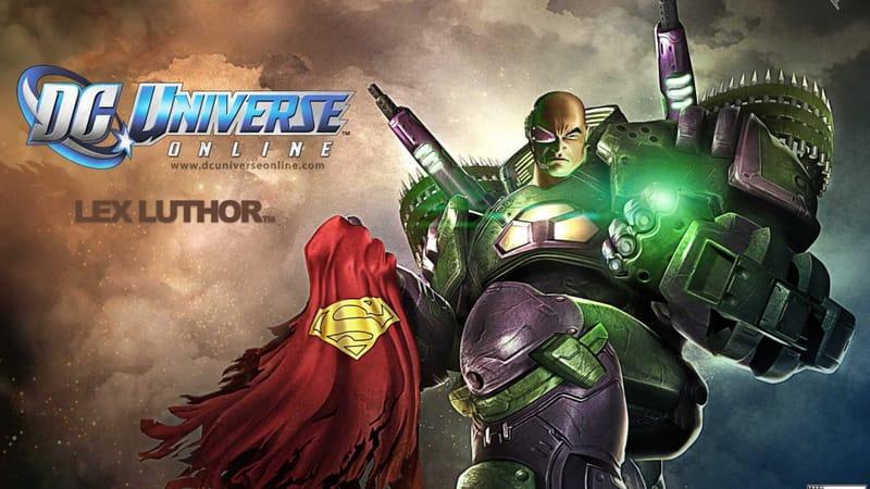 DC Universe Online Theme Preview Image