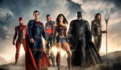 DC Extended Universe Theme
