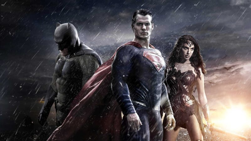 DC Extended Universe Theme Preview Image