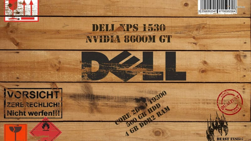 Dell Theme Preview Image