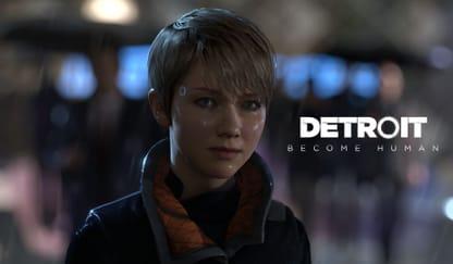 Detroit Become Human Theme