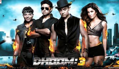 Dhoom 3 Theme