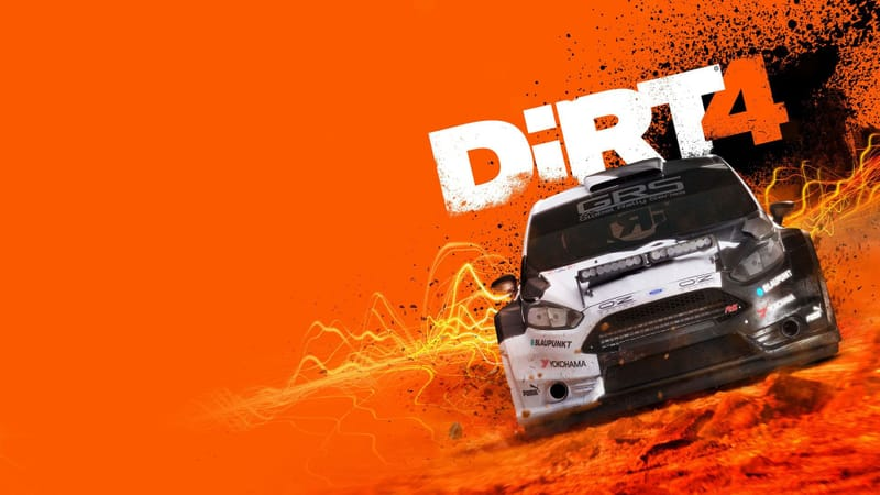 Dirt 4 Theme Preview Image