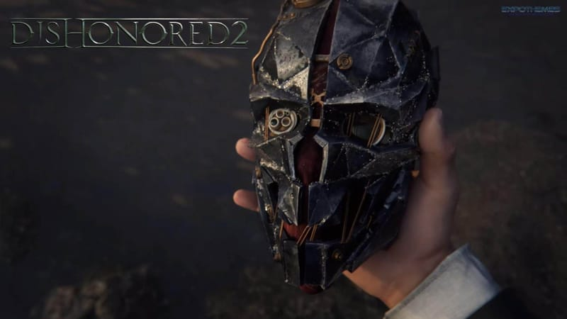Dishonored 2 Theme Preview Image