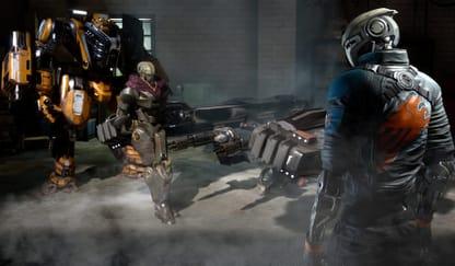 Disintegration Theme Preview Image
