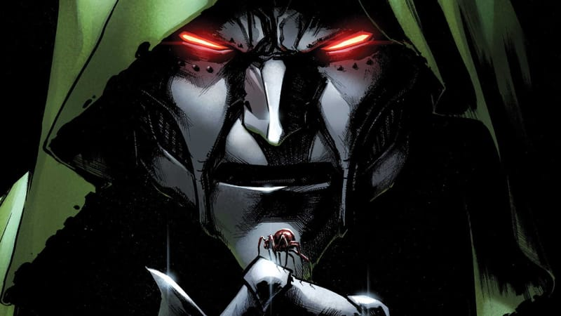 Doctor Doom Comics Theme Preview Image