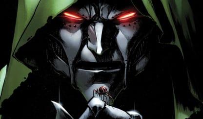 Doctor Doom Comics Theme