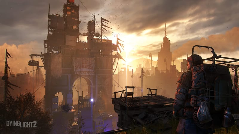 Dying Light 2 Stay Human Theme Preview Image