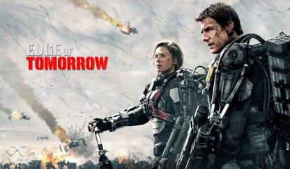 Edge Of Tomorrow Theme Preview Image