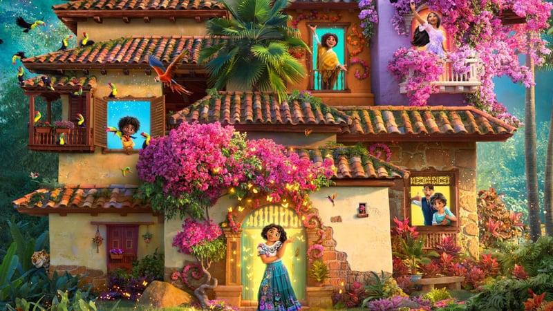 Encanto Theme Preview Image