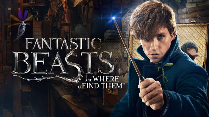 Fantastic Beasts And Where To Find Them Theme Preview Image