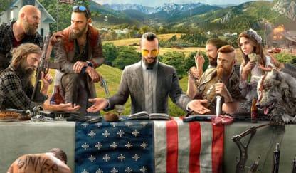 Far Cry 5 Theme