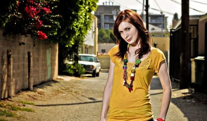 Felicia Day Theme Preview Image