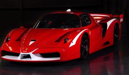 Ferrari Enzo Theme Preview Image