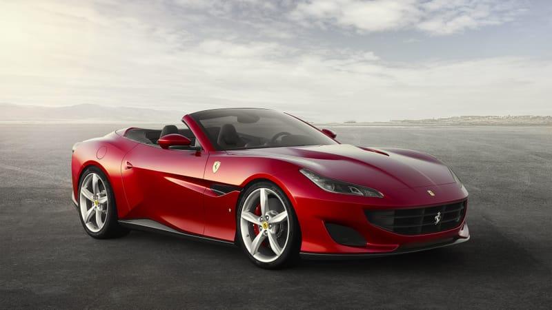Ferrari Portofino Theme Preview Image