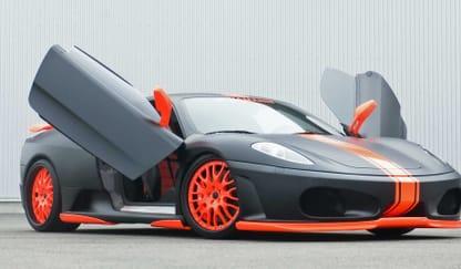 Ferrari Theme