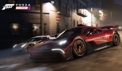 Forza Horizon 5 Theme Preview Image