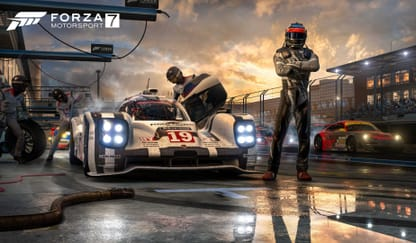 Forza Motorsport 7 Theme Preview Image