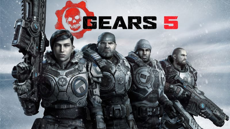 Gears 5 Theme Preview Image