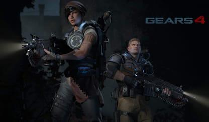 Gears Of War 4 Theme