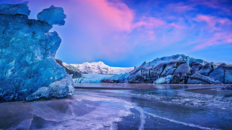 Glacier Theme Preview Image