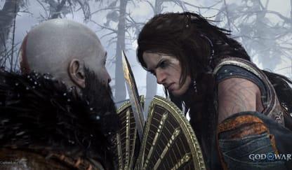 God Of War Ragnarok Theme Preview Image