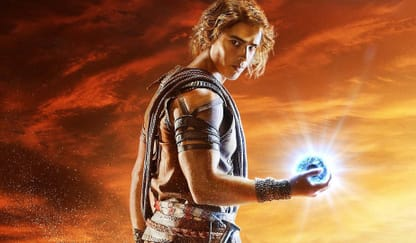 Gods Of Egypt Theme Preview Image
