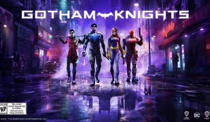 Gotham Knights Theme