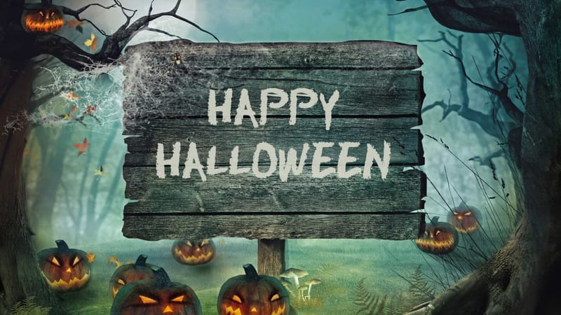 Halloween Theme Preview Image