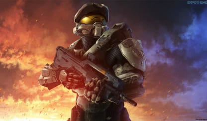 Halo Theme Preview Image