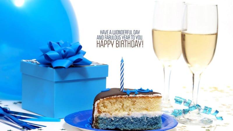 Happy Birthday Theme Preview Image