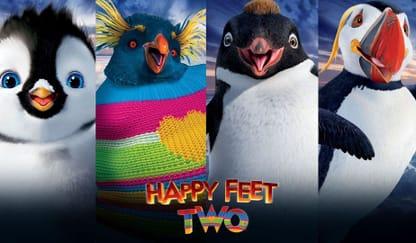 Happy Feet Theme