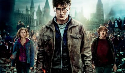 Harry Potter And The Deathly Hallows Theme