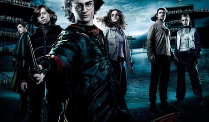 Harry Potter And The Goblet Of Fire Theme