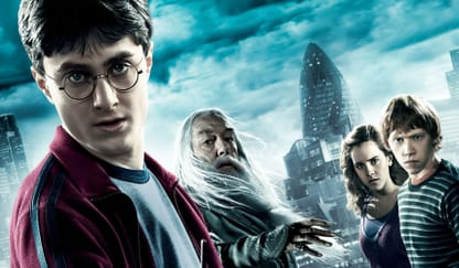 Harry Potter And The Half Blood Prince Theme