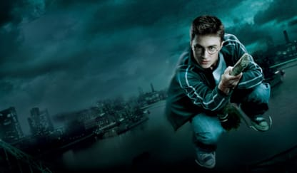 Harry Potter And The Order Of The Phoenix Theme Preview Image