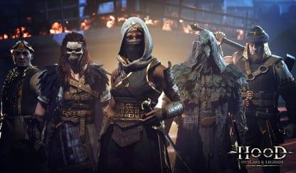 Hood Outlaws & Legends Theme