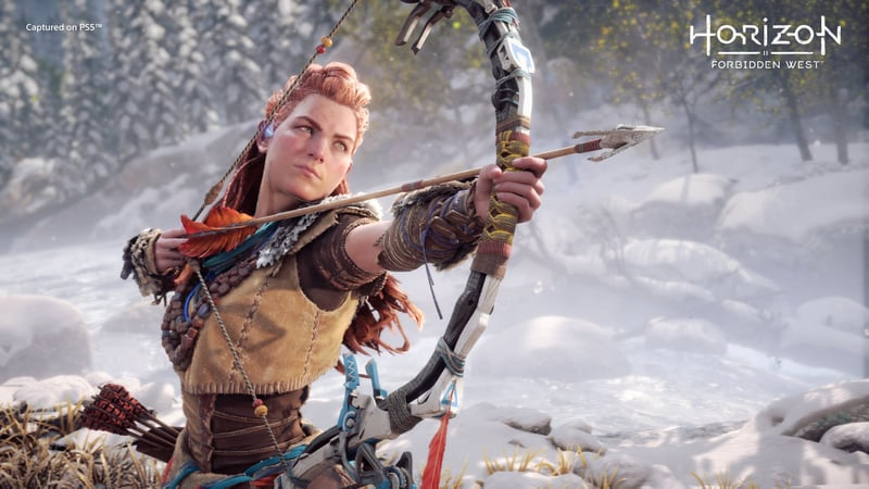 Horizon Forbidden West Theme Preview Image