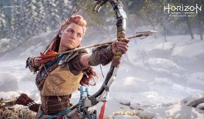 Horizon Forbidden West Theme