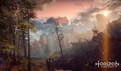Horizon Zero Dawn Theme Preview Image