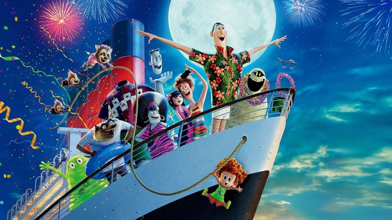 Hotel Transylvania 3 Summer Vacation Theme Preview Image