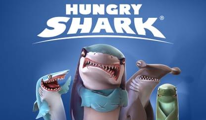 Hungry Shark World Theme
