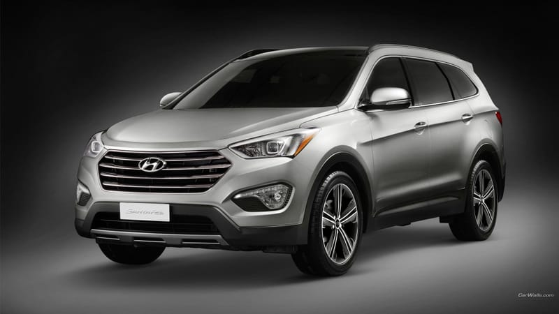 Hyundai Santa Fe Theme Preview Image